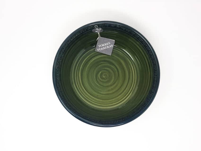 Torres Ferraras Spanish Ceramics Mediterraneo Handmade Bowl 14