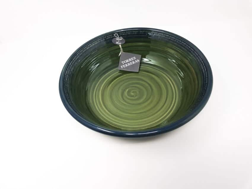 Torres Ferraras Spanish Ceramics Mediterraneo Handmade Bowl 17