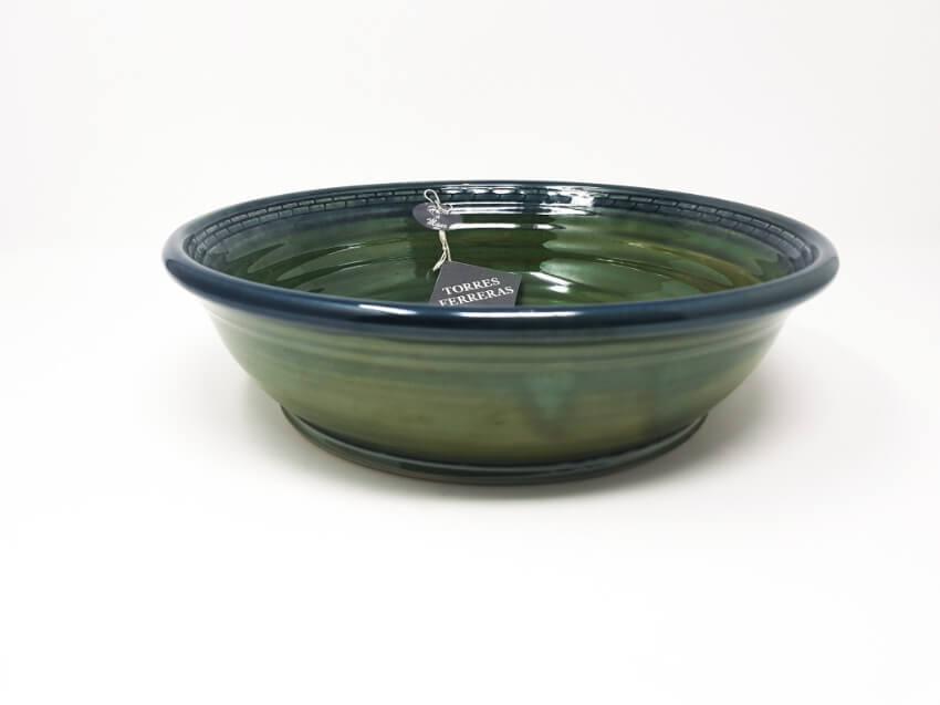 Torres Ferraras Spanish Ceramics Mediterraneo Handmade Bowl 21