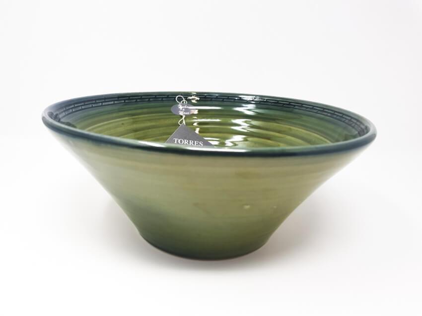 Torres Ferraras Spanish Ceramics Mediterraneo Handmade Bowl 24