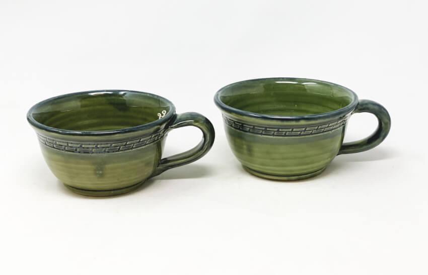 Torres Ferreras - Set Of Mediterraneo Breakfast/Tea Cups