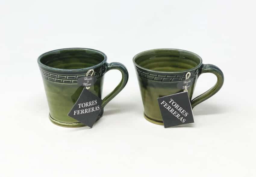 Torres Ferreras - Set Of 2 Mediterraneo Conical Cups