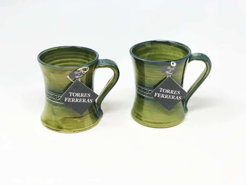 Torres Ferreras - Set Of 2 Mediterraneo Curved Cups