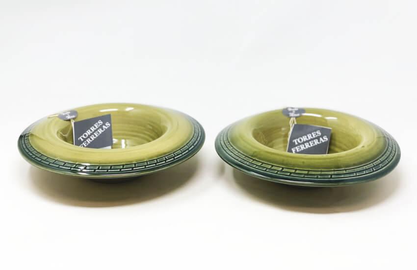 Torres Ferreras - Set Of 2 Mediterraneo Inverted Pasta Bowls