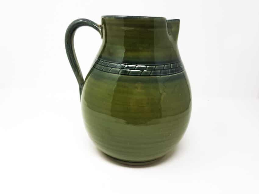 Torres Ferraras Spanish Ceramics Mediterraneo Range Wide jug 2