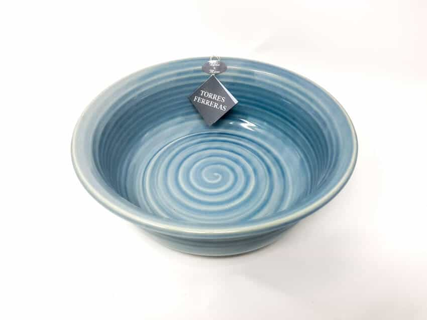 Torres Ferreras - Cielo Large Shallow Bowl