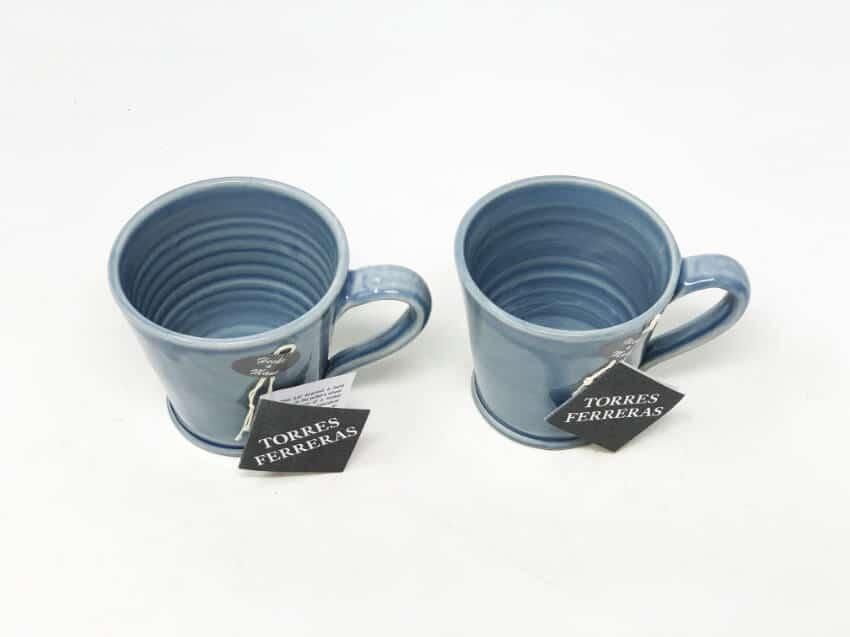 Torres-Ferreras-Spanish-Ceramics-Cielo-Set-of-2-Conincal-Cups-2