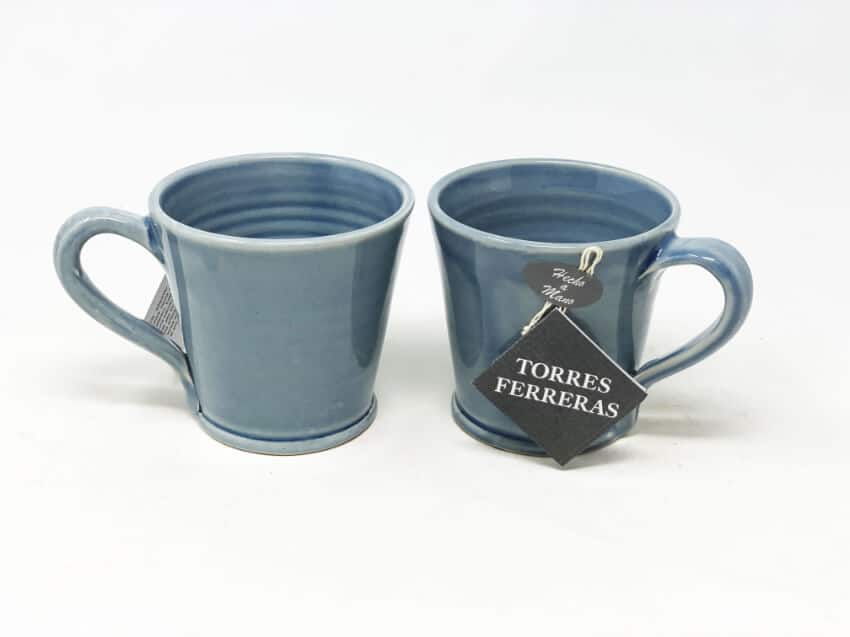 Torres-Ferreras-Spanish-Ceramics-Cielo-Set-of-2-Conincal-Cups-3