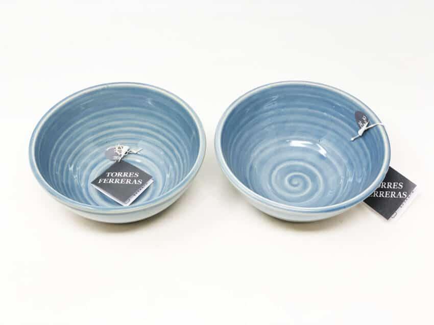 Torres-Ferreras-Spanish-Ceramics-Cielo-Set-of-2-Serving-Bowls-2