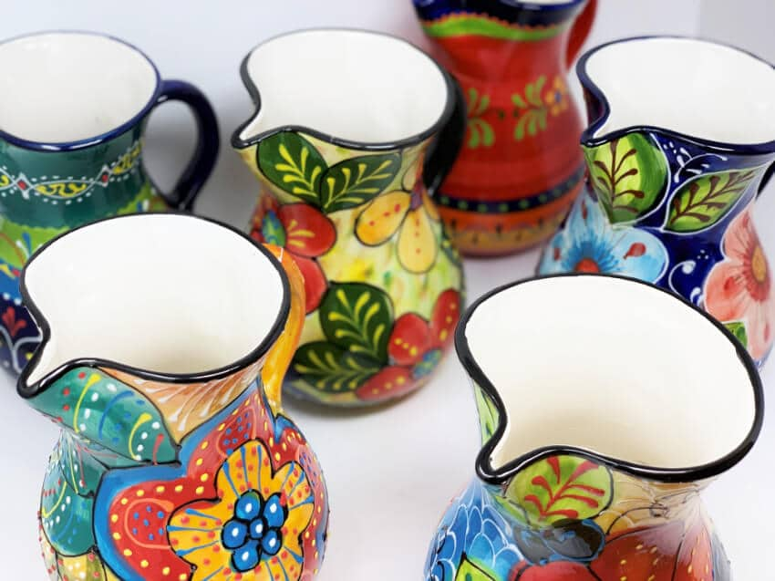 Verano-Ceramics-Classic-Spanish-Extra-Large-Jugs-Group-2