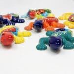 Verano-Ceramics-Classic-Spanish-Lizards-Group-4