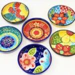 Verano-Ceramics-Classic-Spanish-Shallow-Tapas-Bowls-Group-3