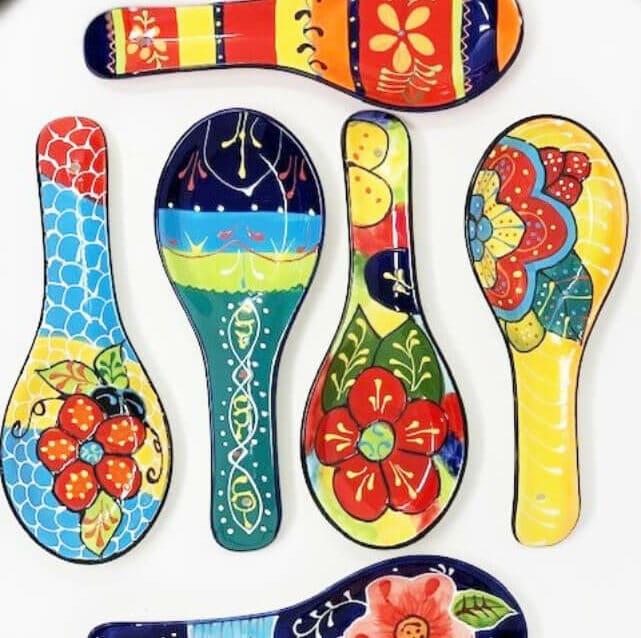 Verano-Ceramics-Classic-Spanish-Spoon-Rests-2
