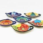 Verano-Ceramics-Classic-Spanish-Tea-Bag-Holder-Group-3