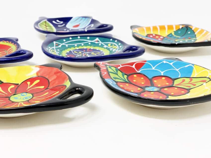 Verano-Ceramics-Classic-Spanish-Tea-Bag-Holder-Group-4