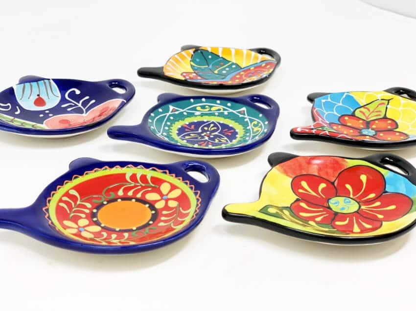 Verano-Ceramics-Classic-Spanish-Tea-Bag-Holder-Group-5