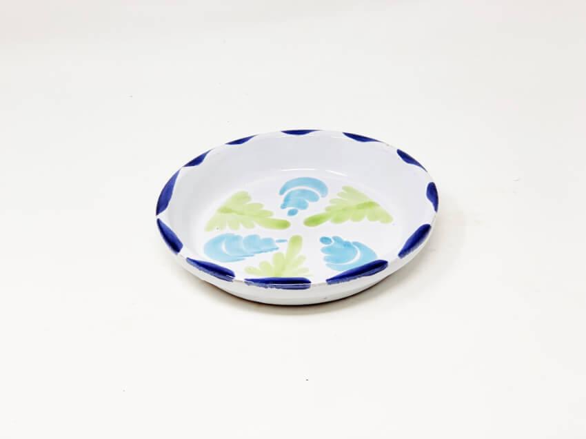 Verano-Ceramics-Pots-and-Planters-Traditional-Spanish-Floral-Flower-Pot-Drainage-Plate-18cm-1