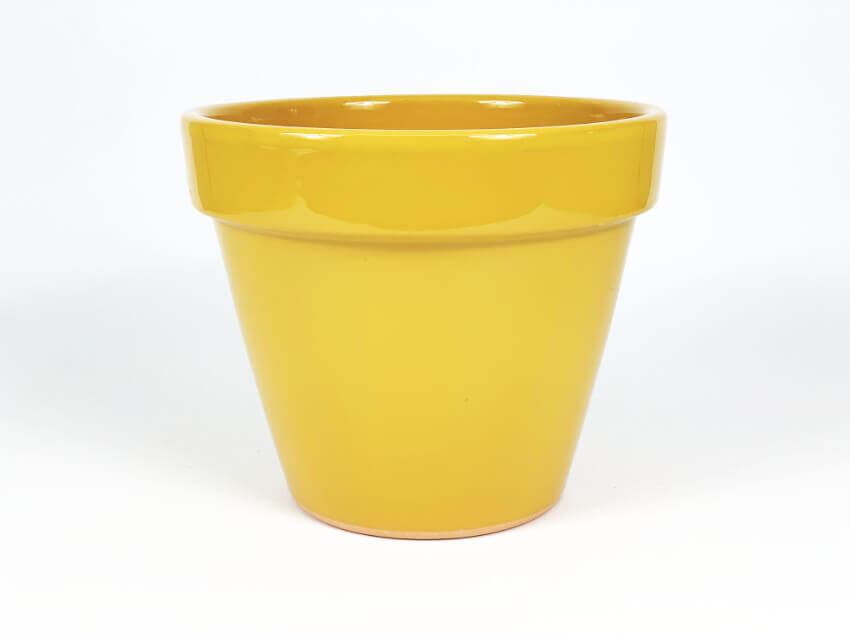 Verano-Ceramics-Selena-Classic-Pot-Mustard-SPCPM30