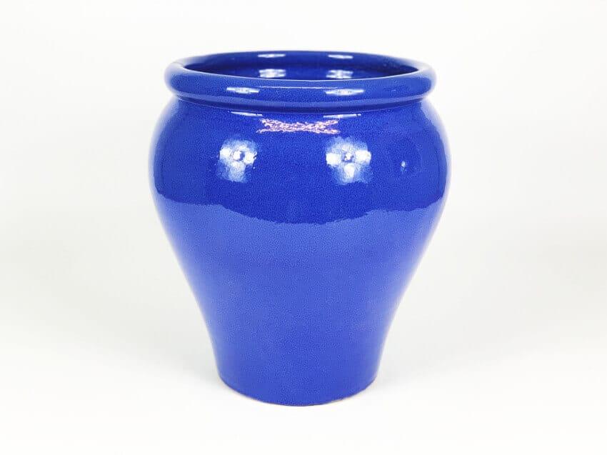 Verano-Ceramics-Spanish-Selena-Glaze-SP-GVM24and30-Selena-Blue-Garden-Vase-1