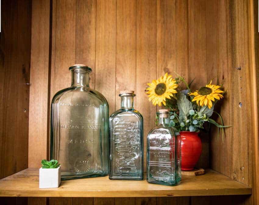 Antique Collection - 100% Recycled Glass