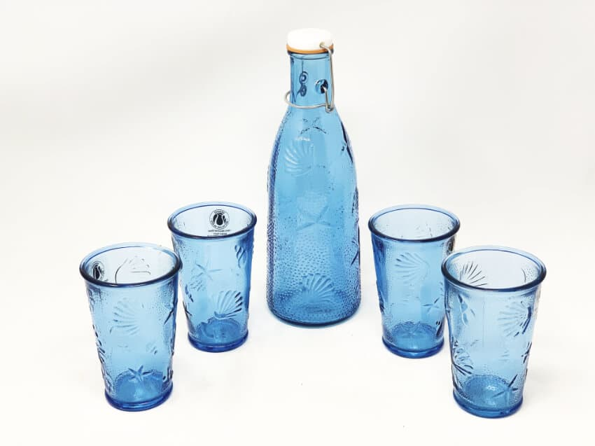 Beyond The Sea Bottle & Tumblers