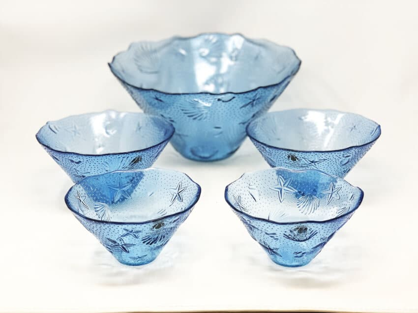 Beyond The Sea - Conical Bowls