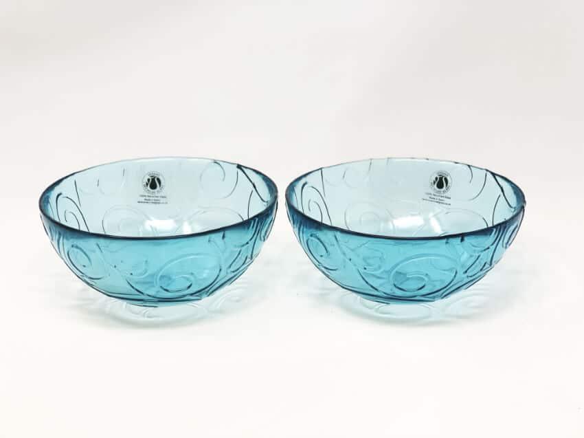Ice - Set Of 2 Serving Bowls