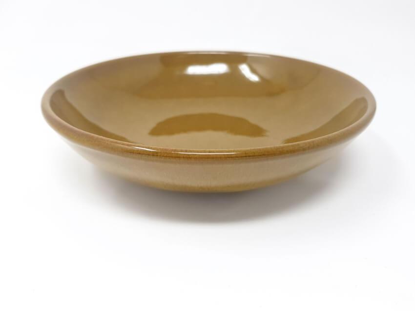Verano-Spanish-Ceramics-Rustiqua-15Cm-Dipping-Dish-Green-1