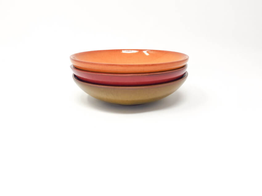 Set Of 3 Rustiqua 15Cm Dipping Dishes