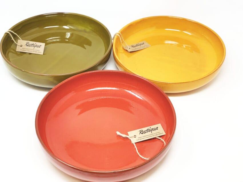 Rustiqua - Large Serving Bowl