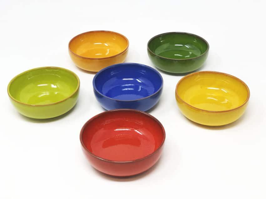 Sets Of 4 Or 6 Selena Small Bowls