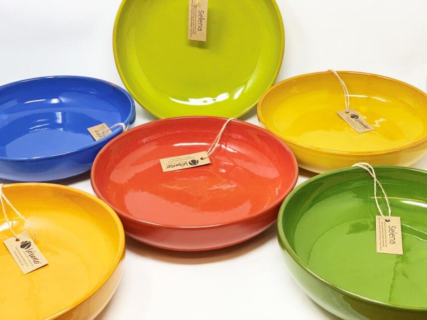 Verano-Spanish-Ceramics-Selena-27cm-Bowls-Group-Shot-Mixed-2