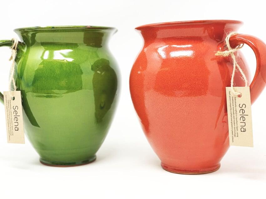 Verano-Spanish-Ceramics-Selena-Large-Belly-Jug-Group-2