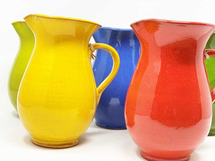 Verano-Spanish-Ceramics-Selena-Large-Jug-1litre-Group-2