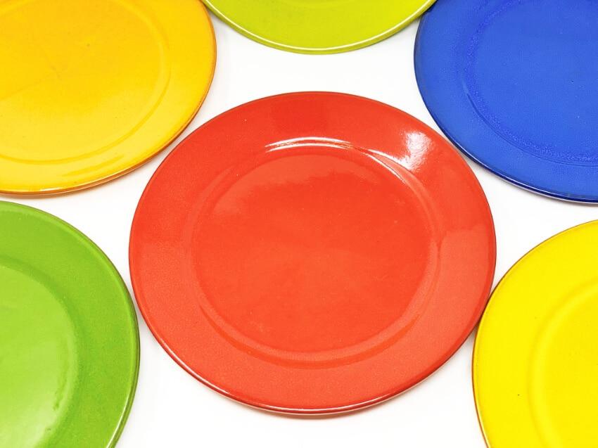 Verano-Spanish-Ceramics-Selena-Plates-Group-3