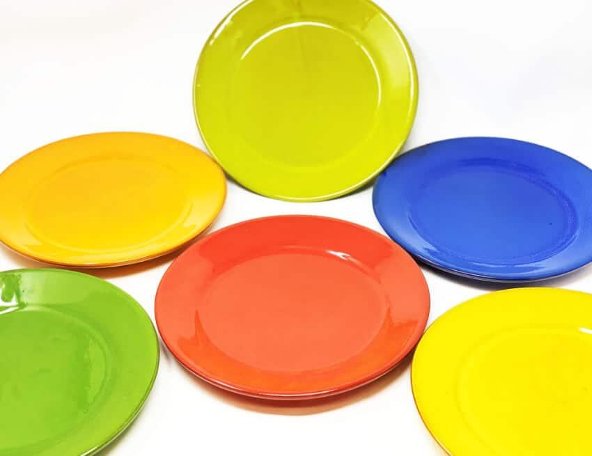 Verano-Spanish-Ceramics-Selena-Plates-Group-4