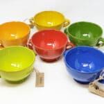 Verano-Spanish-Ceramics-Selena-Set-Of-2-Soup-Bowls-Group-3