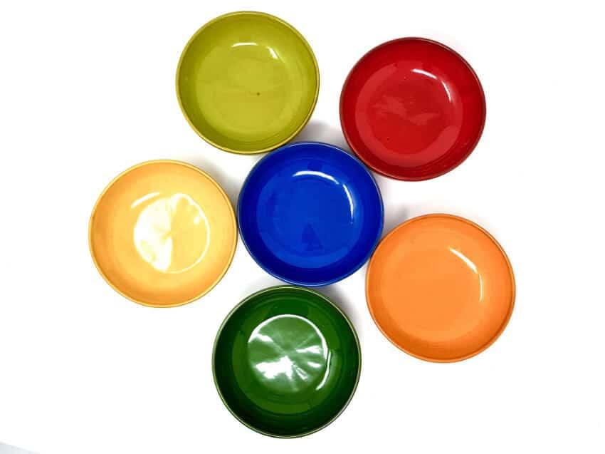 Selena - Set Of 2 X 14Cm Shallow Bowls