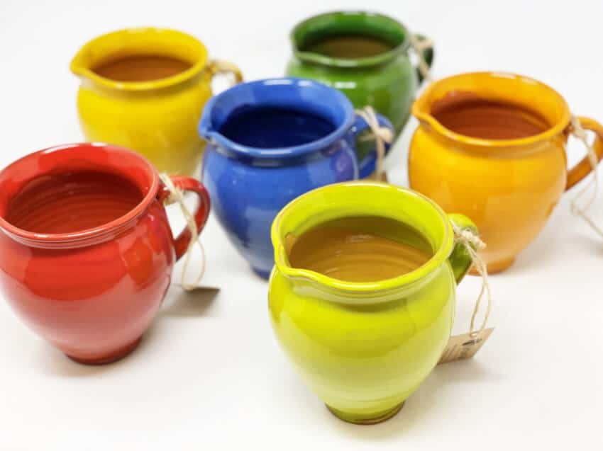 Verano-Spanish-Ceramics-Selena-Small-Belly-Jug-Group-2