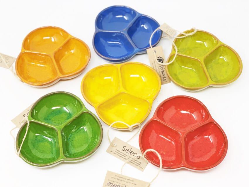 Verano-Spanish-Ceramics-Selena-Snack-Trio-Dish-Small-Group-3