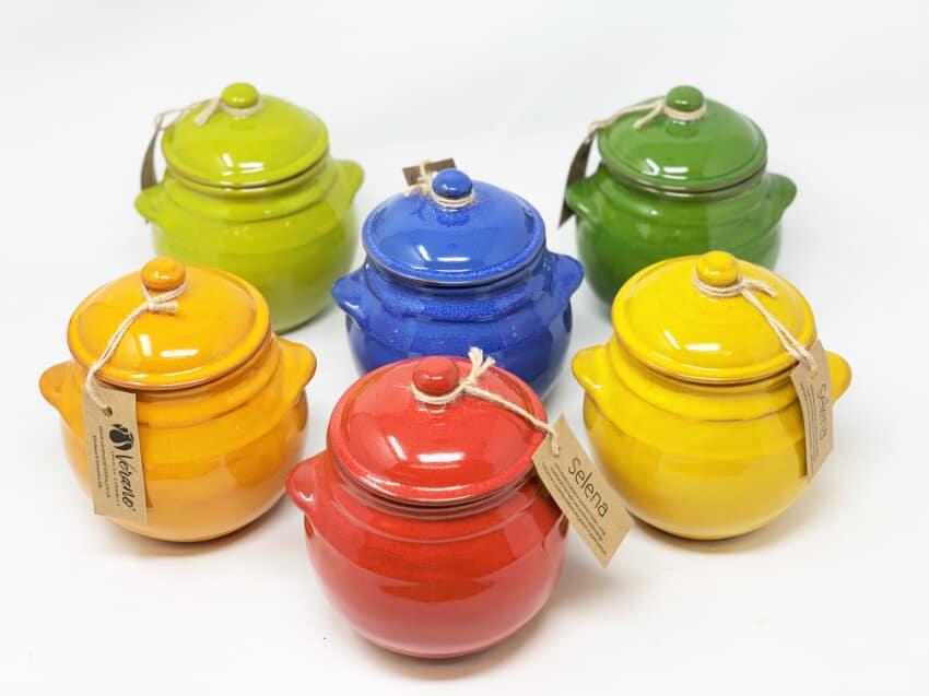 Verano-Spanish-Ceramics-Selena-Storage-Jars-Group-2