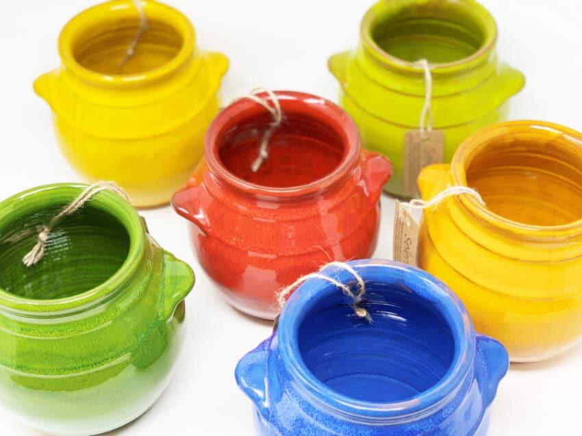 Verano-Spanish-Ceramics-Selena-Utensil-Jar-Group-4