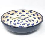 Verano-Spanish-Ceramics-Signature-Blue-and-White-Fish-Large-Bowl-9