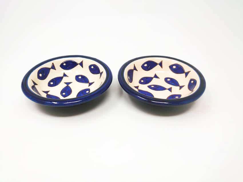 Verano-Spanish-Ceramics-Signature-Blue-and-White-Fish-Tapas-Bowls-12