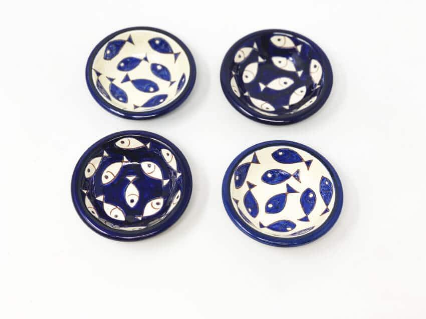Verano-Spanish-Ceramics-Signature-Blue-and-White-Fish-Tapas-Bowls-7