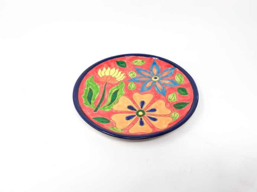 Verano-Spanish-Ceramics-Signature-Flowers-Large-Platter-6