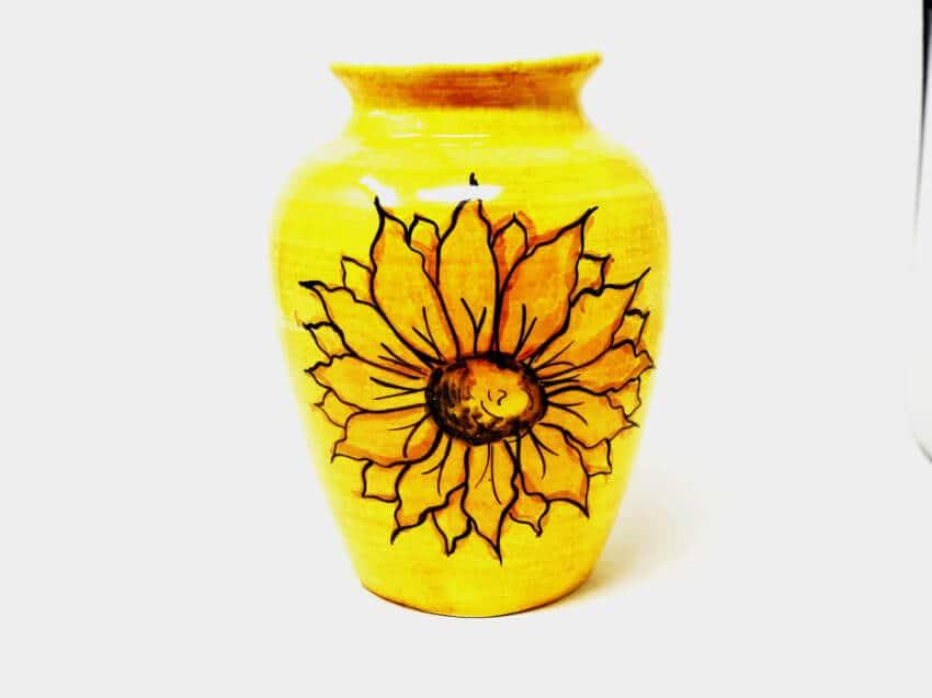 Sunflower - Large Vase