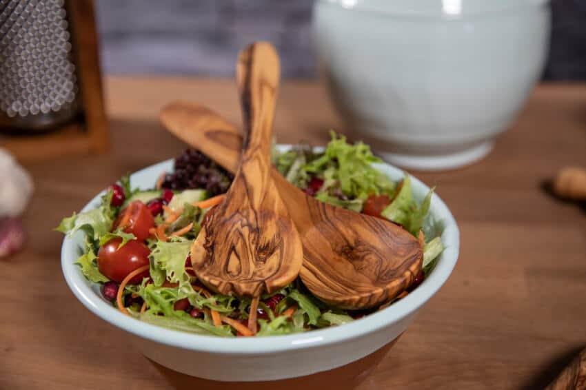 Verano-Ceramics-Olive-Wood-Salad-Servers-Lifestyle-1