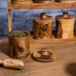 Verano-Ceramics-Olive-Wood-Spice-Rack-And-Spoon-2
