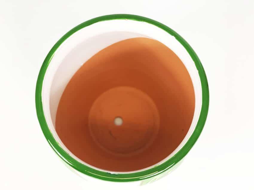 Verano Ceramics Traditional Spanish TS BPL23 Bola Pot Lemon 23cmx23cm 3 4 1